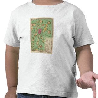 La tierra de Moriah o de Jerusalén Camiseta