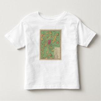 La tierra de Moriah o de Jerusalén Tee Shirt