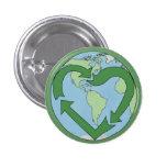 La tierra del amor, recicla pins