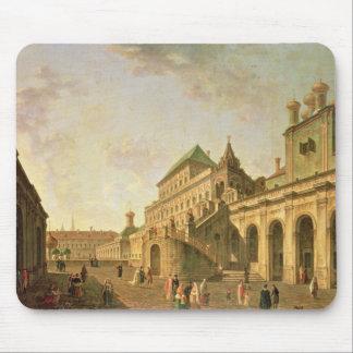 La tierra del boyardo en la Moscú el Kremlin, 1801 Mouse Pads