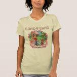 La tierra del caramelo estableció 1945 camiseta