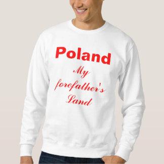 La tierra Polonia de mi antepasado Jersey
