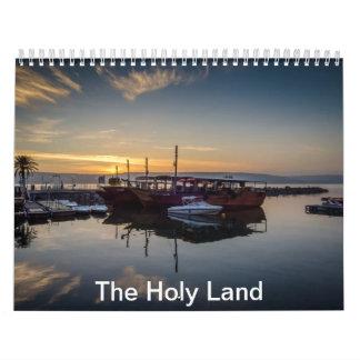 La Tierra Santa Calendario