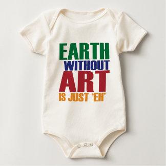 La tierra sin arte está apenas Eh Mamelucos