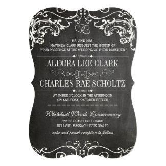 La tipografía cortada con tintas pizarra del vinta anuncios