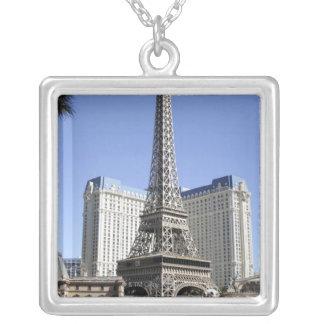 La tira, París Las Vegas, hotel de lujo Colgante Cuadrado