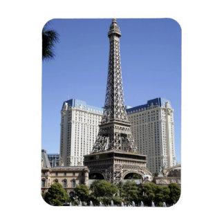 La tira, París Las Vegas, hotel de lujo Imán De Vinilo