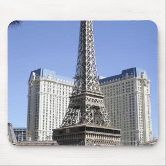 La tira, París Las Vegas, hotel de lujo Alfombrilla De Ratones