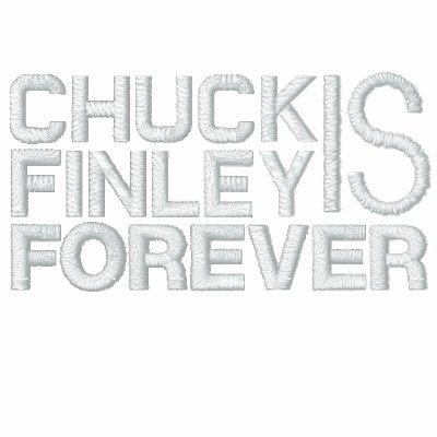 La tirada Finley es Forever Sudadera Bordada