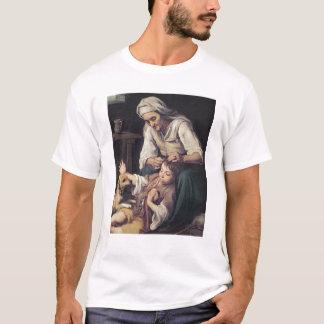 La Toilette Domestique', 1670-75 T-Shirt