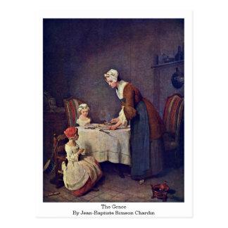La tolerancia de Jean-Baptiste Simeon Chardin Tarjetas Postales