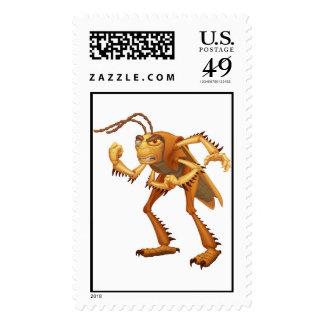La tolva Disney de la vida de un insecto Franqueo