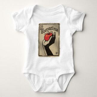 La Tomitina Baby Bodysuit