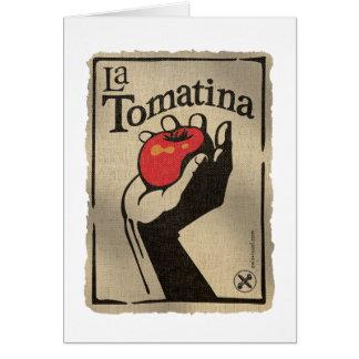 La Tomitina Card