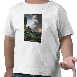 La tormenta 1777 camisetas