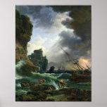 La tormenta, 1777 posters