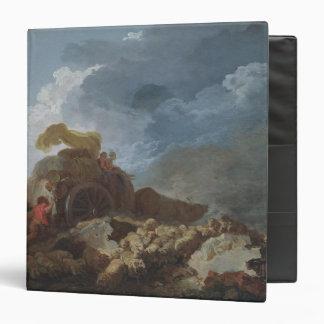 """La tormenta, c.1759 carpeta 1 1/2"""""""
