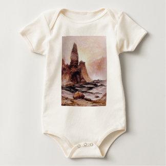 La torre cae en Yellowstone - 1876 Body Para Bebé