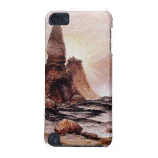 La torre cae en Yellowstone - 1876 Funda Para iPod Touch 5G