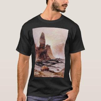 La torre cae en Yellowstone - 1876 Playera