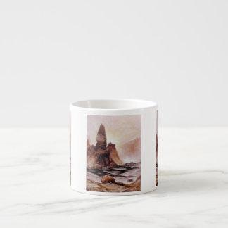 La torre cae en Yellowstone - 1876 Taza De Espresso