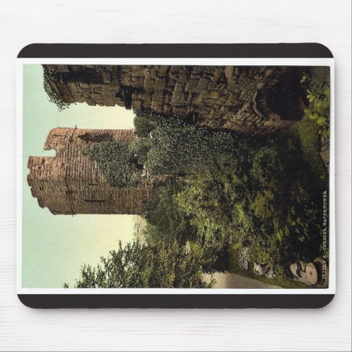 La torre de agua, obra clásica Photochr de Chester Tapetes De Ratones