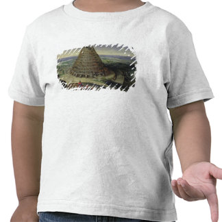 La torre de Babel, 1594 Camiseta
