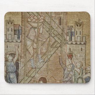 La torre de Babel, del atrio Alfombrilla De Raton