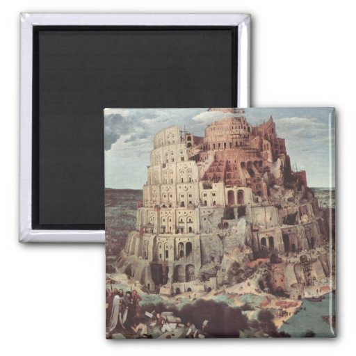 La torre de Babel - Pieter Bruegel la anciano Iman