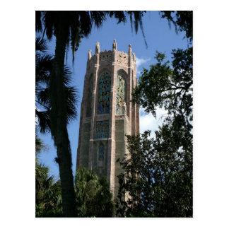 La torre de Bok cultiva un huerto la Florida Postales