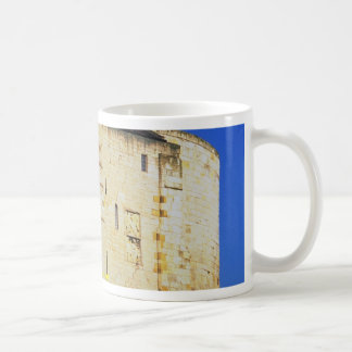 La torre de Clifford York Reino Unido Tazas De Café