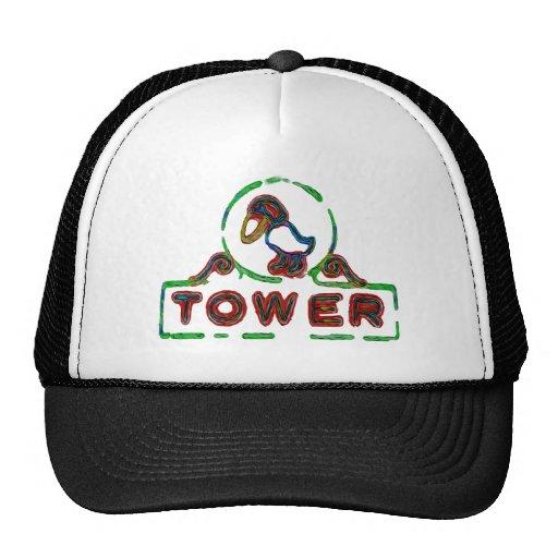 La torre de Jayhawk Gorro De Camionero
