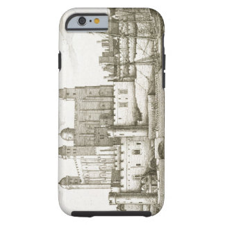 La torre de Londres, 1647 (grabado) Funda De iPhone 6 Tough