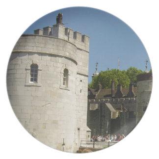 La torre de Londres Platos