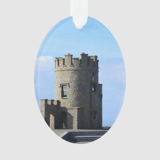 La torre de O'Brien en los acantilados de Moher