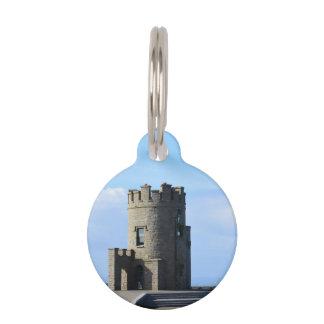 La torre de O'Brien en los acantilados de Moher Placa De Mascota