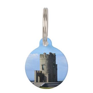 La torre de O'Brien Placas De Mascota