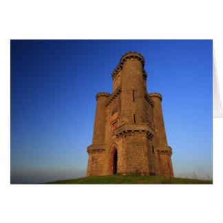La torre de Paxton Tarjeta De Felicitación
