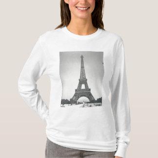 La torre Eiffel, 1887-89 Playera