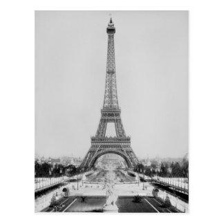 La torre Eiffel 2 Tarjeta Postal