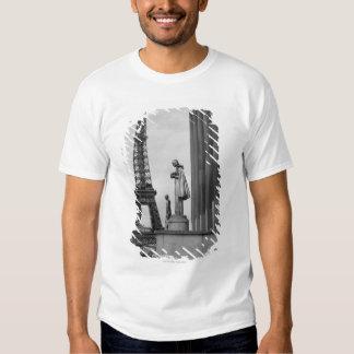 La torre Eiffel es un enrejado del siglo XIX del Playera