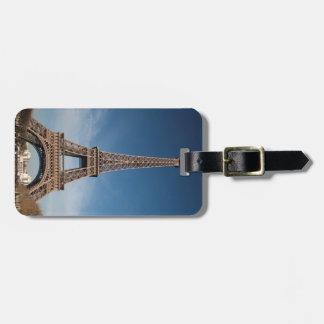 La torre Eiffel Etiquetas Para Maletas