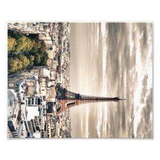 La torre Eiffel Fotografía