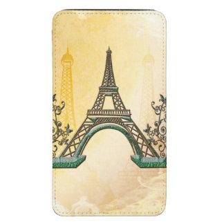 La torre Eiffel Funda Acolchada Para Galaxy S5