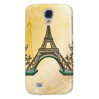 La torre Eiffel Funda Para Galaxy S4
