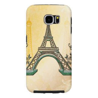 La torre Eiffel Fundas Samsung Galaxy S6