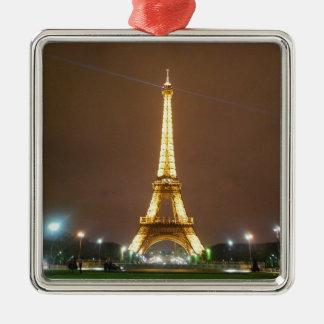 La torre Eiffel hermosa Adorno De Reyes