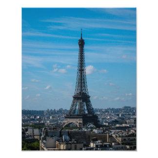 La torre Eiffel, impresión del Paris Photo Fotografías