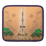 La torre Eiffel Manga De iPad