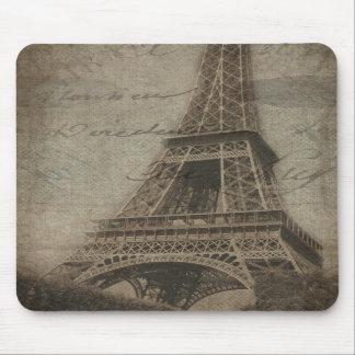La torre Eiffel, mousepad de París